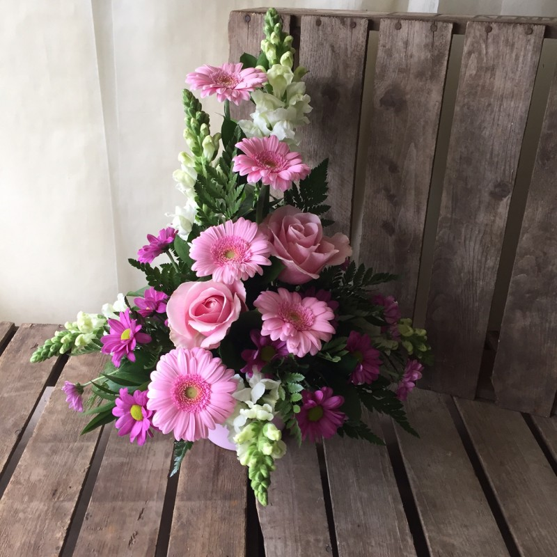 Cotton Candy Arrangement
